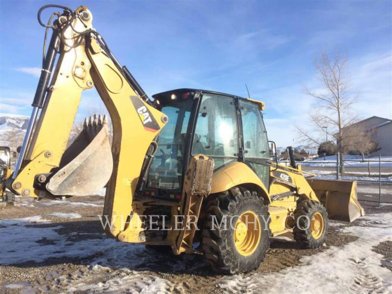 CATERPILLAR BACKHOE LOADERS 420E E AS equipment  photo 5