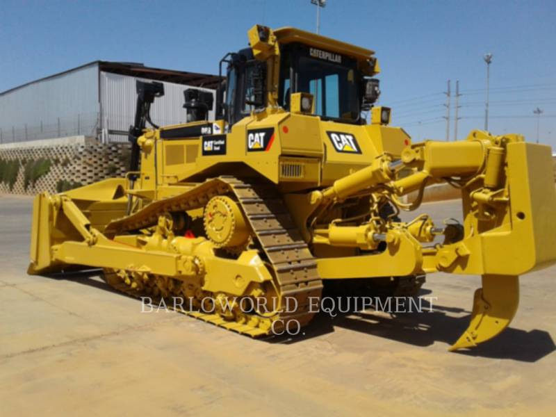 CATERPILLAR TRACK TYPE TRACTORS D 8 R equipment  photo 3