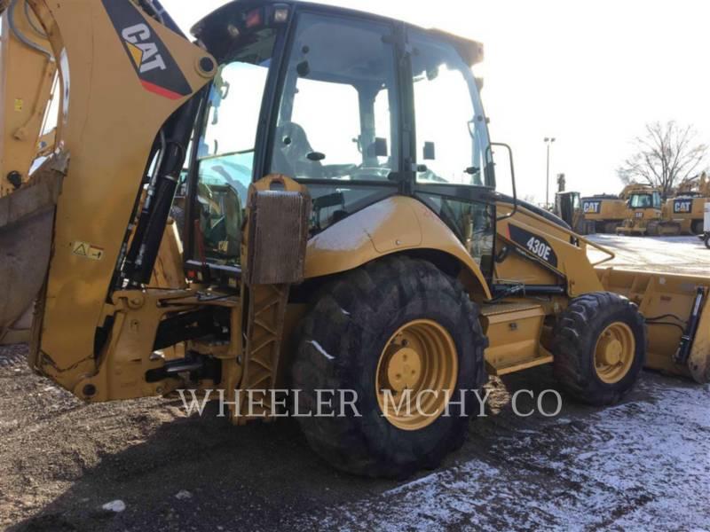 CATERPILLAR BACKHOE LOADERS 430E E MP equipment  photo 3