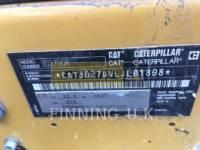CATERPILLAR ESCAVATORI CINGOLATI 302.7DCR equipment  photo 3