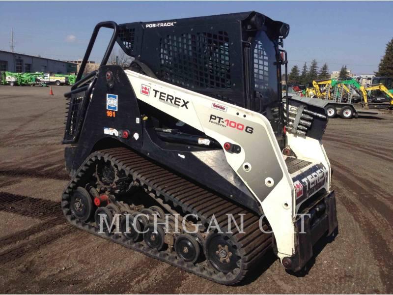 TEREX CORPORATION CARGADORES MULTITERRENO PT100 equipment  photo 2