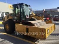CATERPILLAR COMPATTATORE A SINGOLO TAMBURO VIBRANTE LISCIO CS78B equipment  photo 2
