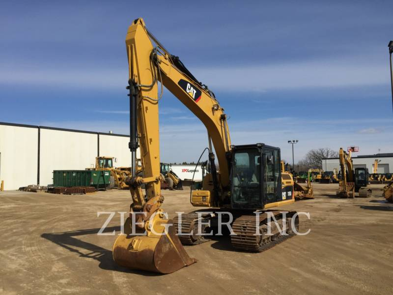 CATERPILLAR ESCAVADEIRAS 315DL equipment  photo 1
