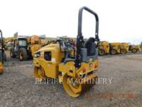 CATERPILLAR TANDEMVIBRATIONSWALZE, ASPHALT CB22B equipment  photo 3