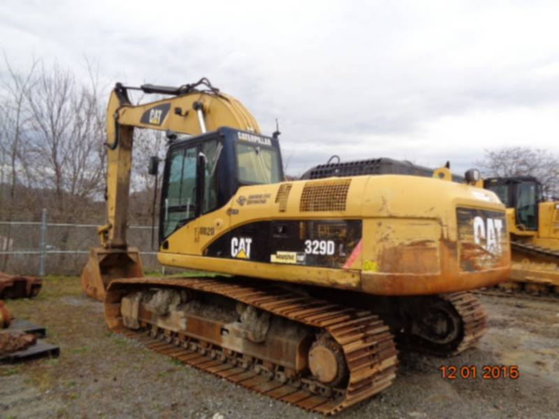 CATERPILLAR トラック油圧ショベル 329DL equipment  photo 4