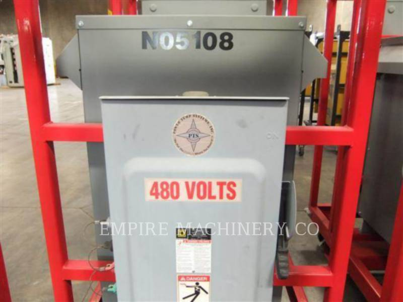 MISCELLANEOUS MFGRS DIVERS/AUTRES ÉQUIPEMENTS 150KVA PT equipment  photo 4