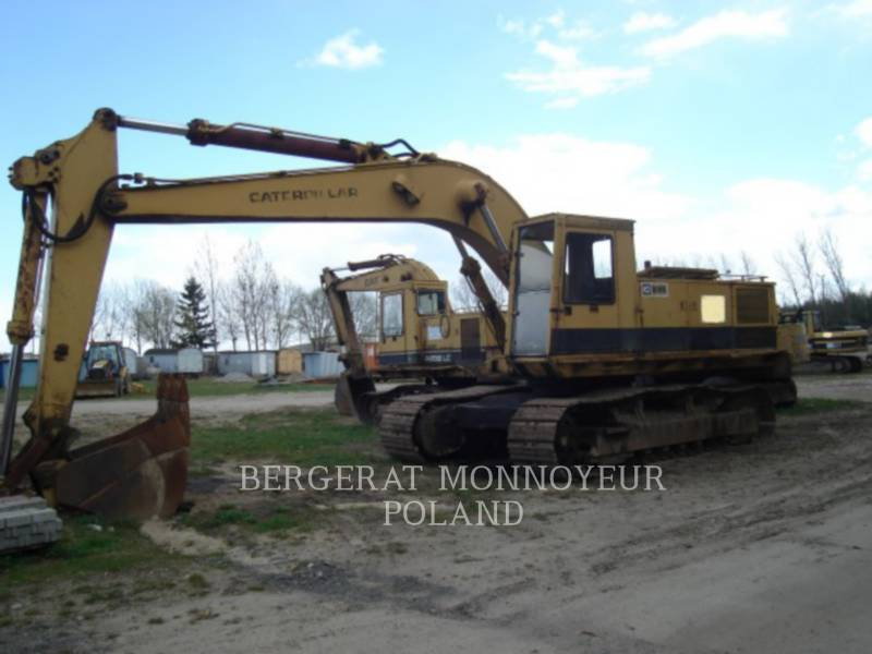 CATERPILLAR TRACK EXCAVATORS 235 equipment  photo 2