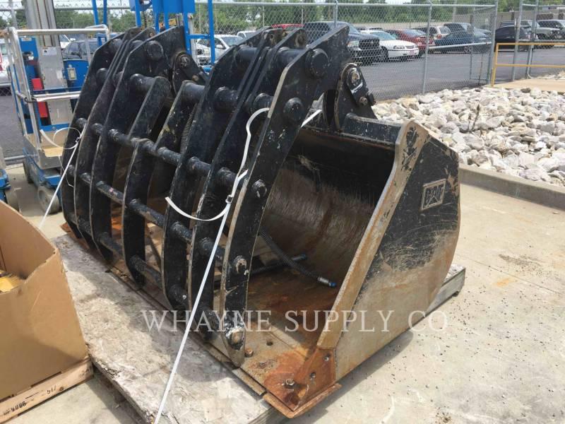 CATERPILLAR WT - GODET 910 MH BUCKET equipment  photo 2