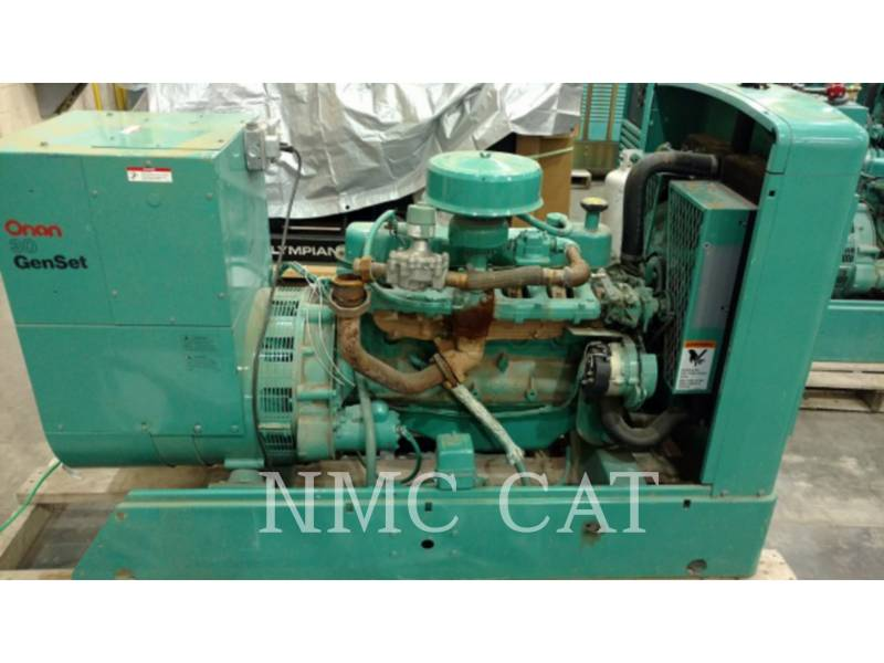 ONAN STATIONARY GENERATOR SETS 30.0EK_ON equipment  photo 5