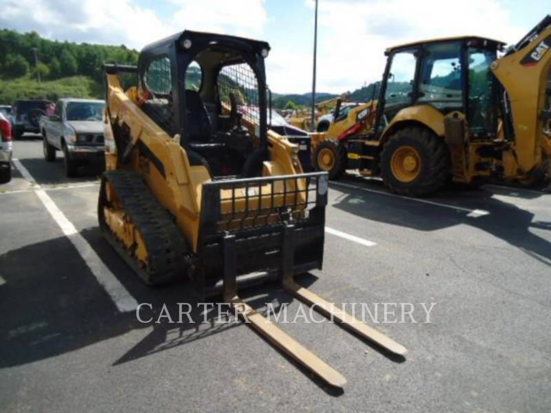 CATERPILLAR SKID STEER LOADERS 259D CYN equipment  photo 1