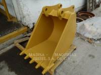 Equipment photo CATERPILLAR CUCHARON WT - КОВШ 1