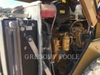 CATERPILLAR VIBRATORY SINGLE DRUM SMOOTH CS-44 equipment  photo 9