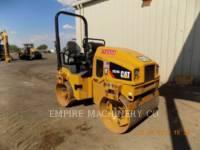 CATERPILLAR TANDEMVIBRATIONSWALZE, ASPHALT CB24B equipment  photo 1