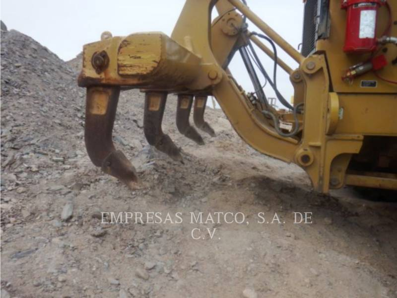 CATERPILLAR MOTOR GRADERS 16M equipment  photo 10