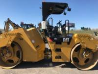 CATERPILLAR VIBRATORY DOUBLE DRUM ASPHALT CB54 equipment  photo 11