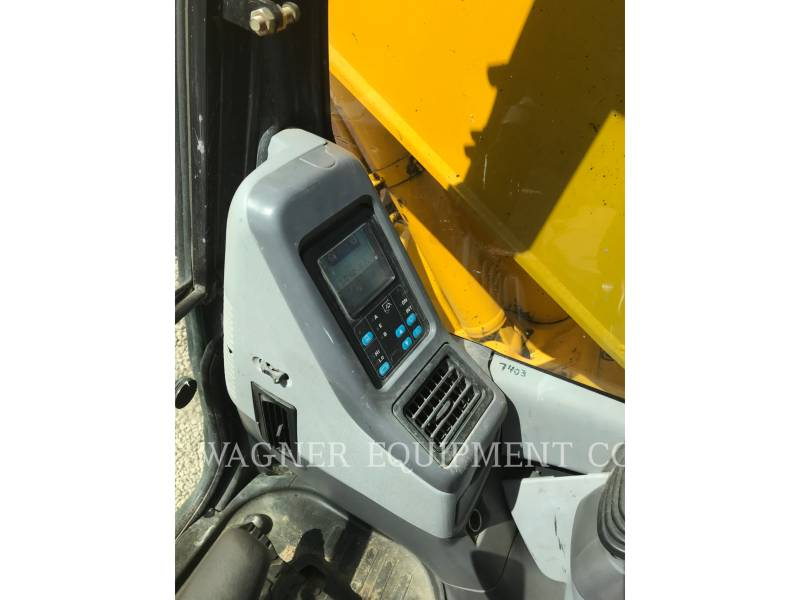 KOMATSU TRACK EXCAVATORS PC138USLC2 equipment  photo 21