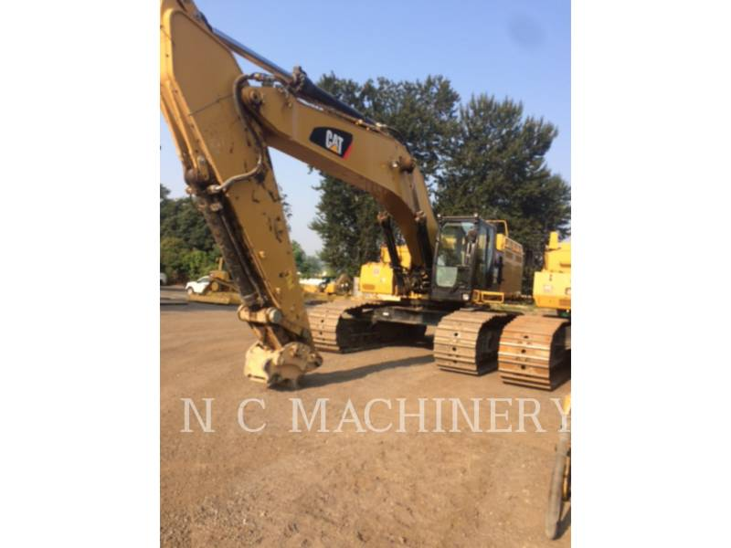 CATERPILLAR ESCAVATORI CINGOLATI 374FL equipment  photo 7