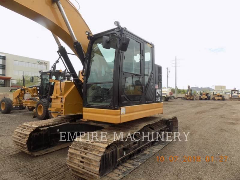 CATERPILLAR トラック油圧ショベル 325FLCR equipment  photo 4