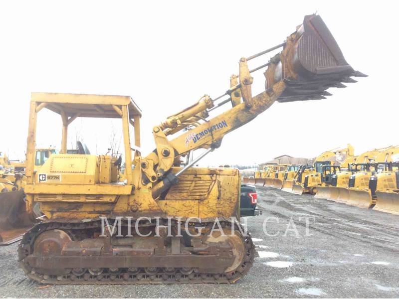 CATERPILLAR KETTENLADER 977K equipment  photo 8