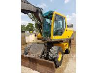 VOLVO CONSTRUCTION EQUIPMENT ホイール油圧ショベル EW140B equipment  photo 8