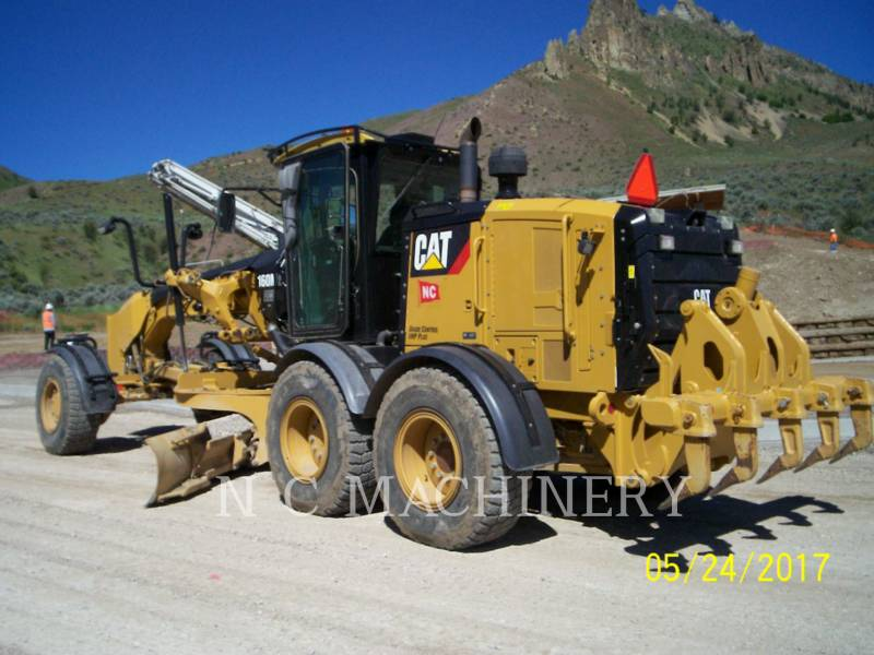 Caterpillar AUTOGREDERE 160M2AWD equipment  photo 3