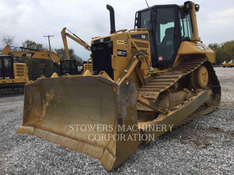 CATERPILLAR TRACTEURS SUR CHAINES D6N XL SU equipment  photo 1