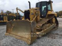 Equipment photo CATERPILLAR D6N XL SU ГУСЕНИЧНЫЕ ТРАКТОРЫ 1