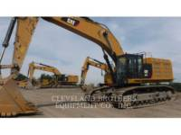 CATERPILLAR KOPARKI GĄSIENICOWE 374FL equipment  photo 1