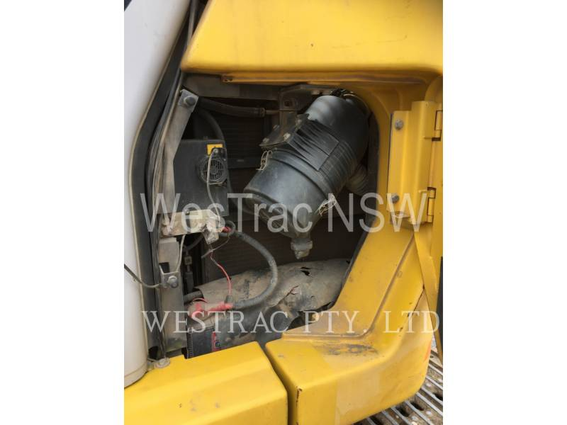 SUMITOMO PELLES SUR CHAINES SH125X-3 equipment  photo 13