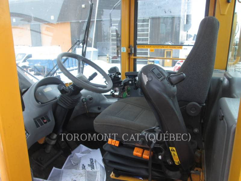 VOLVO RADLADER/INDUSTRIE-RADLADER L180E equipment  photo 5