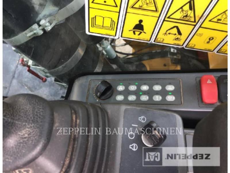 CATERPILLAR PELLES SUR PNEUS MH3022 equipment  photo 19