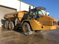 Equipment photo CATERPILLAR 740 KNICKGELENKTE MULDENKIPPER 1