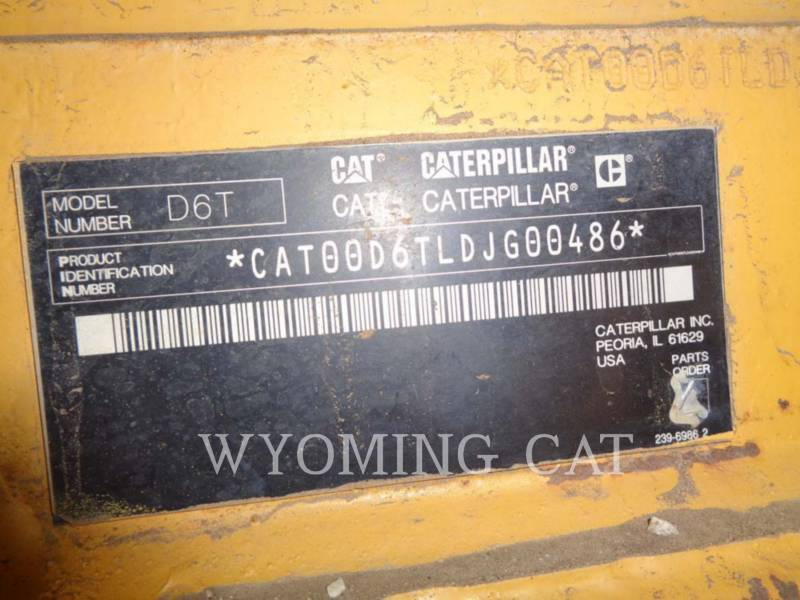 CATERPILLAR TRACK TYPE TRACTORS D6T XW PAT equipment  photo 5