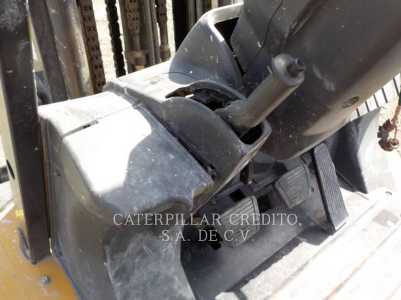 CATERPILLAR FORKLIFTS DP30NM equipment  photo 15