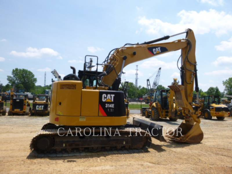 Caterpillar EXCAVATOARE PE ŞENILE 314ELCRTHB equipment  photo 4