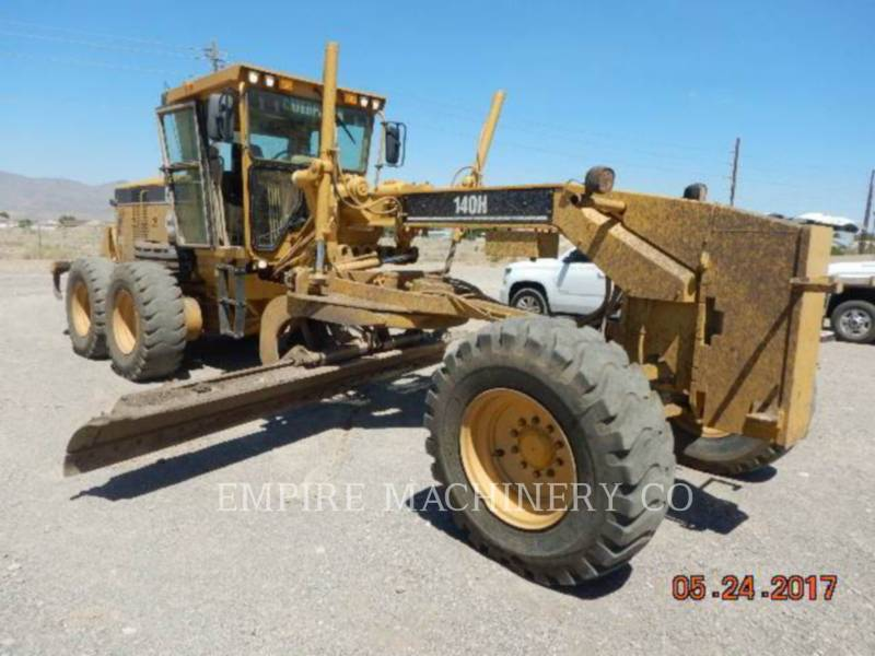 CATERPILLAR モータグレーダ 140H equipment  photo 2