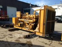 CATERPILLAR STATIONARY GENERATOR SETS D398 equipment  photo 2