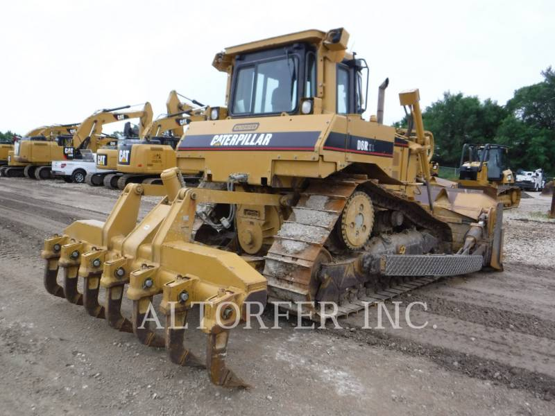 CATERPILLAR TRACK TYPE TRACTORS D6R XL R equipment  photo 7