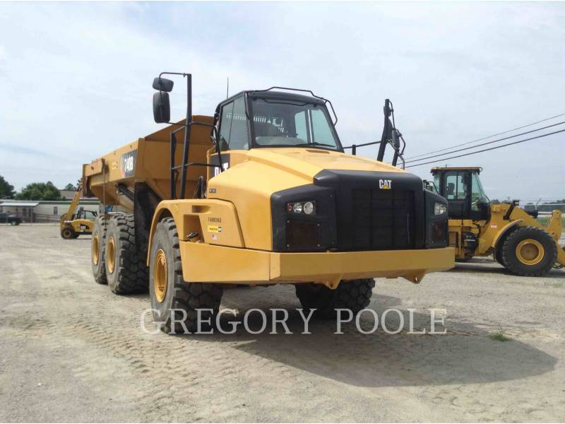 CATERPILLAR CAMIONES ARTICULADOS 740 B equipment  photo 3