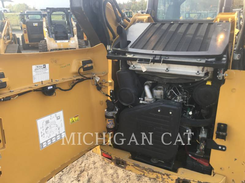 CATERPILLAR SKID STEER LOADERS 252B3 C2Q equipment  photo 15