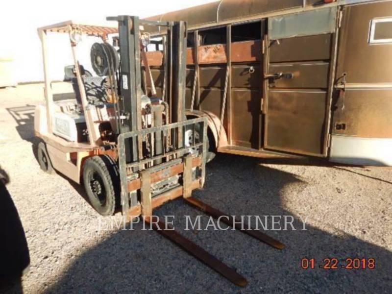 TOYOTA INDUSTRIAL EQUIPMENT LIFT - BOOM FORKLIFT equipment  photo 2