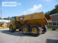 CATERPILLAR CAMIONES ARTICULADOS 730C equipment  photo 4