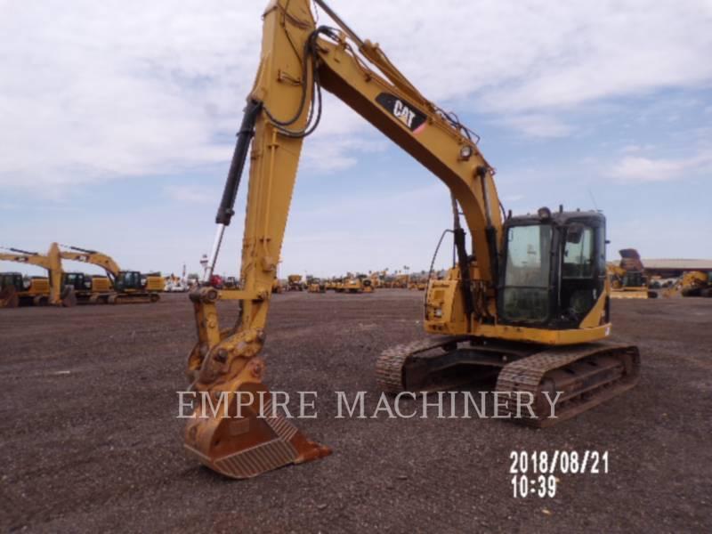 CATERPILLAR TRACK EXCAVATORS 314CLCR equipment  photo 4