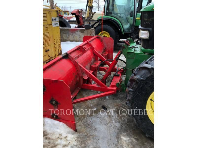 JOHN DEERE TRACTEURS AGRICOLES 6420 equipment  photo 5