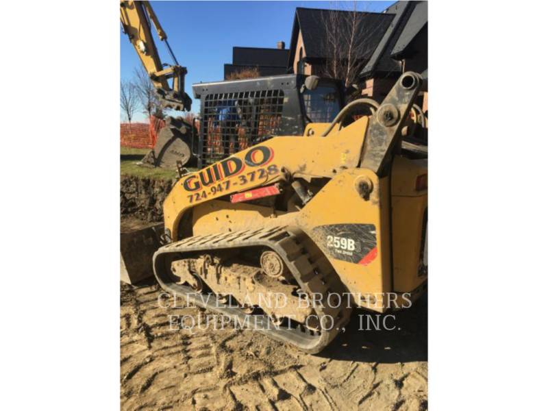CATERPILLAR DELTALADER 259B equipment  photo 3