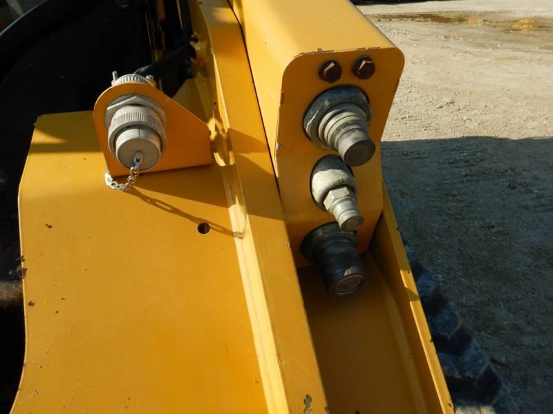 CATERPILLAR PALE CINGOLATE MULTI TERRAIN 299 D 2 equipment  photo 20