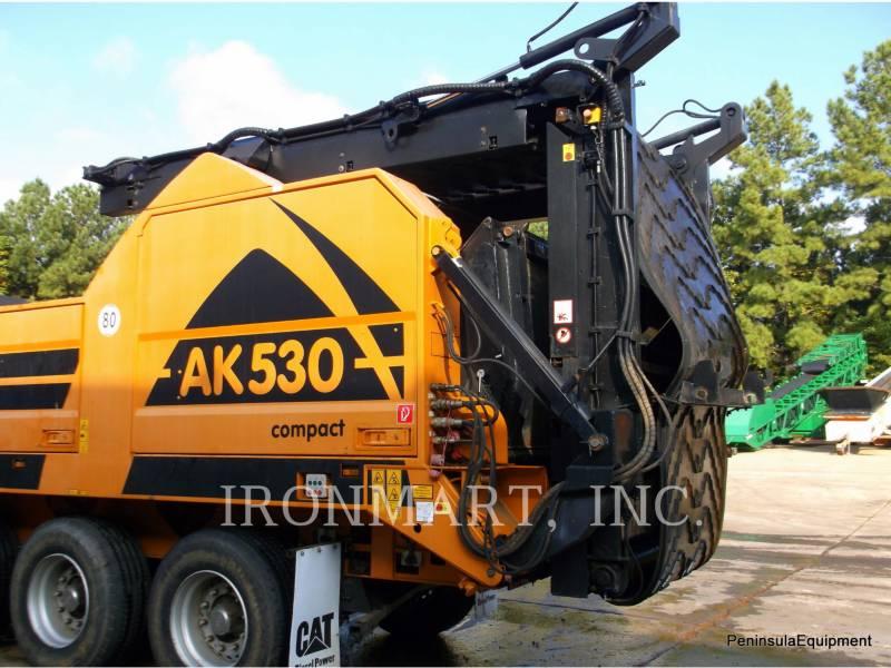 DOPPSTADT HORIZONTAL GRINDER AK530 equipment  photo 6