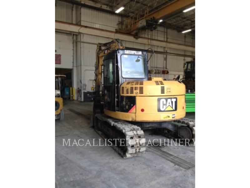 CATERPILLAR TRACK EXCAVATORS 308DCRSB equipment  photo 5