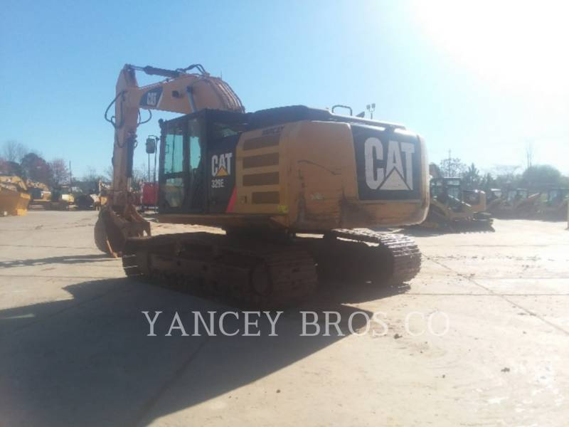 CATERPILLAR PELLES SUR CHAINES 329E equipment  photo 6