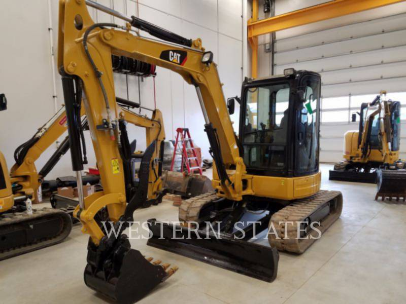 CATERPILLAR KETTEN-HYDRAULIKBAGGER 305 E CR equipment  photo 1
